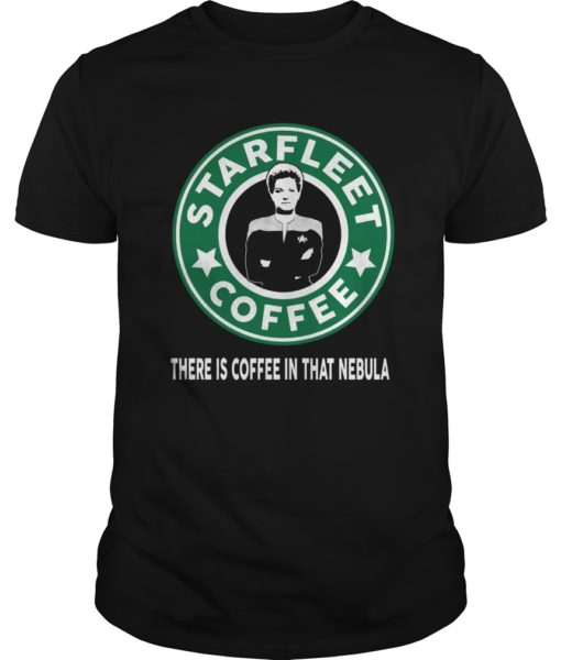 Starfleet Coffee Shirt